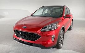 Ford Escape quay lại Việt Nam đấu Mazda CX-5 và Honda CR-V, đại lý đã nhận cọc sớm