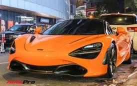 Cường 'Đô-la' cầm lái McLaren 720S họp mặt cùng Gia Lai Team, lên kế hoạch Car Passion 2020