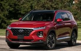 8 mẫu SUV 2019 được chấm điểm an toàn cao nhất: 5 mẫu rất quen thuộc tại Việt Nam