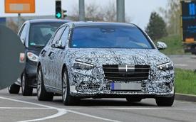 Mercedes-Benz S-Class 2020 lại lộ diện: Phát hiện thêm nhiều điểm mới và 1 điểm gây tranh cãi trong nội thất