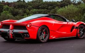 Một mình động cơ của mẫu xe Ferrari này đã có giá gấp 2,5 lần Rolls-Royce Cullinan