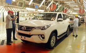 Toyota Fortuner 2019 giảm giá mạnh tại đại lý đón tháng Ngâu, cao nhất 40 triệu đồng