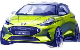 Lộ diện Hyundai i10 thế hệ mới: Quá hầm hố, các xe hạng A cần dè chừng