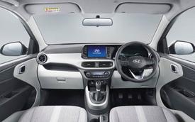 Hyundai Grand i10 đời mới bất ngờ lộ ảnh nội, ngoại thất: Đẹp khó chê