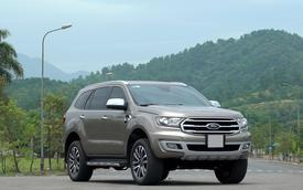 Ford Everest - SUV 7 chỗ đáng gờm tại Việt Nam