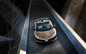 'Hậu duệ' của Lamborghini Aventador tiếp tục lùi thời gian ra mắt