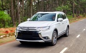 Cạnh tranh Honda CR-V, Mitsubishi kích cầu Outlander bằng cách này