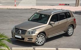Mercedes-Benz GLK 300 còn lại gì sau 8 năm với giá hơn 600 triệu đồng