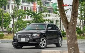 Cảm nhận nhanh Audi Q5 giá hơn 800 triệu sau 80.000 km: Chỉ có thể phàn nàn được nội thất