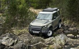 Land Rover Defender chính thức trở lại: Mối nguy thực sự cho Mercedes-Benz G-Class