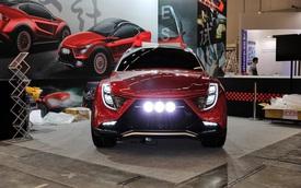 Xe Đài Loan lạ mắt San Yuan Concept gây ấn tượng tại Frankfurt