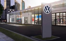 Volkswagen công bố logo mới, ứng dụng logo âm thanh đầu tiên trên thế giới