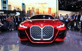 Tưởng chỉ có ảnh chế, ai ngờ BMW ra mắt xe có tản nhiệt to quá đà như thế này