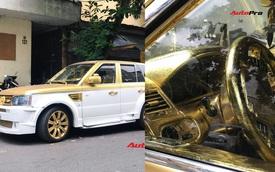Range Rover của đại gia Hà Nội dị hợm bên ngoài chưa hết, bên trong còn gây ngạc nhiên hơn