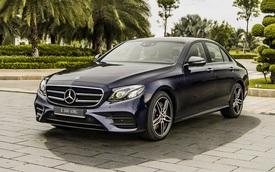 Mercedes-Benz E 300 AMG quay lại Việt Nam, giá hơn 2,8 tỷ đồng