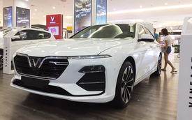VinFast chính thức tham gia Triển lãm ô tô Việt Nam 2019, khách tham quan có thể sờ tận tay xe Lux và Fadil