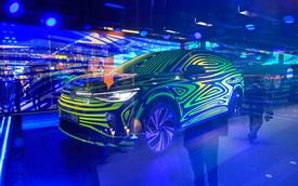 Volkswagen tiếp tục trình làng SUV điện đấu Tesla Model X và Mercedes EQC