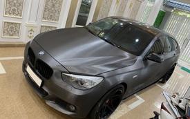 Chủ nhân bán BMW 535i GT giá gần 1 tỷ, riêng tiền độ hết 500 triệu đồng