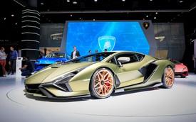 Chiêm ngưỡng Lamborghini Sián ngoài đời thực: Đẹp mê mẩn!