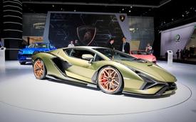 Lamborghini hé lộ cả loạt siêu xe mới sẽ ra mắt, đại gia Việt 'đặt gạch' dần đi là vừa