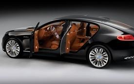 Bugatti âm thầm nghiên cứu sản xuất sedan hạng sang