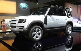 Mercedes X-Class thất bại, đẩy Land Rover từ bỏ sản xuất Defender bán tải