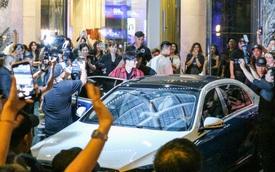 Chiếc Mercedes-Benz S-Class tháp tùng tài tử Ji Chang Wook tại Việt Nam có gì đặc biệt?