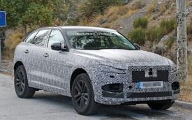 Jaguar chuẩn bị nâng cấp nhẹ F-Pace, tiếp tục cạnh tranh Porsche Macan