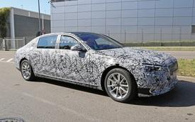 Mercedes-Benz tiết lộ thêm nhiều điểm mới trên S-Class
