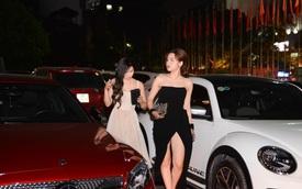 Sao Việt cùng dàn xế 'khủng' tham dự sự kiện ra mắt mạng xã hội Lotus