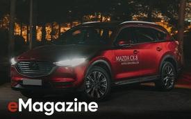 Đánh giá Mazda CX-8: Tham vọng lấp đầy SUV 7 chỗ của Trường Hải