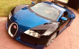 Bugatti Veyron fake từ xe 17 năm tuổi được chấm 9 điểm vì như thật