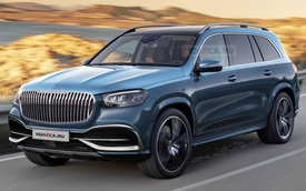 Mercedes-Maybach GLS sẽ có mùi hương riêng để thoả mãn những ai từ chối Cullinan và Bentayga