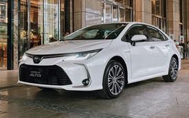 Toyota Altis, Mazda3 khép lại cuộc 'thay máu' sedan C tại Việt Nam năm 2019