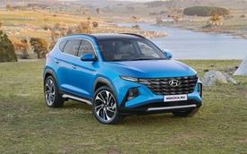 Đây liệu có phải là thiết kế của Hyundai Tucson thế hệ mới nhất?
