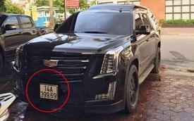 Cadillac Escalade bọc thép hàng độc tại Việt Nam về tay đại gia Quảng Ninh, biển số xe gây chú ý