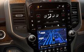 Ford F-150 đời mới sẽ trang bị màn hình đặt dọc, kích cỡ lớn nhất từ trước tới nay