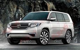 Toyota Land Cruiser sắp có phiên bản mới: Động cơ nhỏ nhưng mạnh, giá sẽ rẻ hơn nhờ đỡ được thuế?