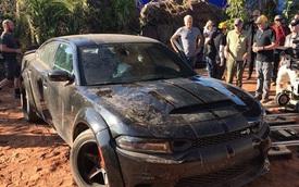 Vin Diesel nhá hàng thêm xe cơ bắp sẽ xuất hiện trong Fast and Furious 9
