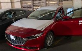 Mazda3 thế hệ mới đi đăng kiểm tại Việt Nam, cận kề ngày ra mắt