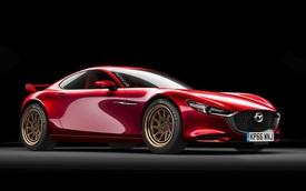Thông tin này cho thấy Mazda đang phát triển xe thể thao mới