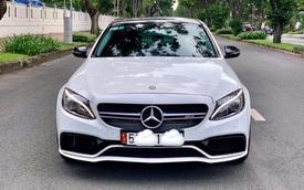 Mercedes-Benz C 200 độ giống C 63 bán lại giá ngang Toyota Camry 2.0 mua mới