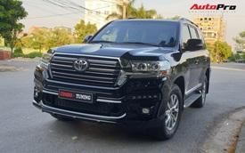 Chủ Toyota Land Cruiser vừa lấy xe đã chi thêm 200 triệu đồng độ bodykit độc nhất Việt Nam