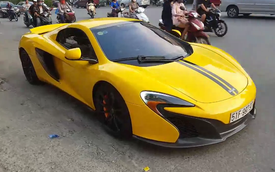 McLaren 650S Spider màu vàng thứ hai xuất hiện tại Việt Nam, sự thật phía sau gây ngạc nhiên