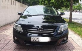 Toyota Corolla Altis tại Việt Nam - từ ngôi vua tới 'kẻ lép vế' trong phân khúc