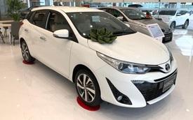 Toyota Yaris giảm giá 25-40 triệu đồng tại đại lý dù bán chạy nhất phân khúc