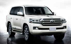 Lịch sử ít biết về Toyota Land Cruiser - Huyền thoại 'đi mãi không hỏng' vừa chạm ngưỡng 10 triệu xe bán ra