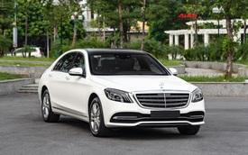 Chưa kịp thay dầu, Mercedes-Benz S450 L đã được bán đi sau 5.000 km với mức khấu hao không tưởng