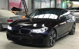 Hàng hiếm BMW 640i GT 2018 tái xuất với giá bán lại bỏ xa BMW 7-Series mua mới