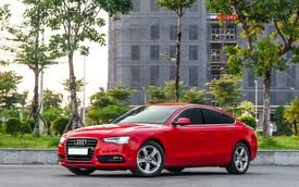 Sau 6 năm, giá chiếc Audi A5 này còn rẻ hơn Toyota Camry 2019